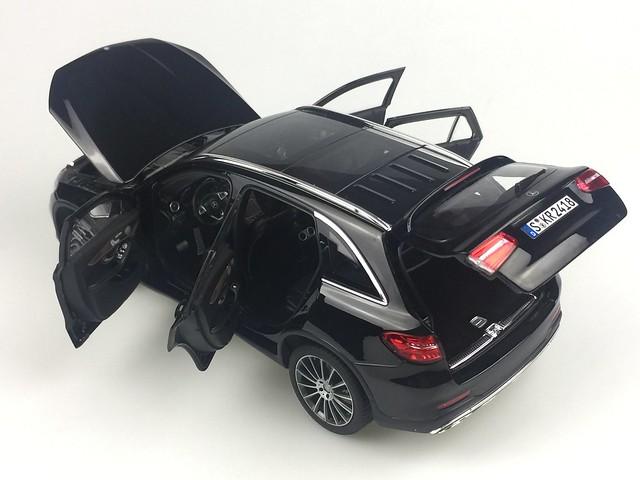 Mo hinh o to GLC Mercedes Benz 1 18 Norev xe hoi car (32)