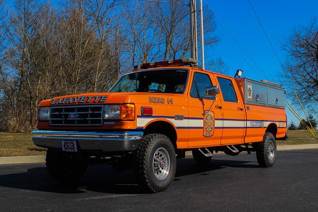 Layayette Fire-Rescue