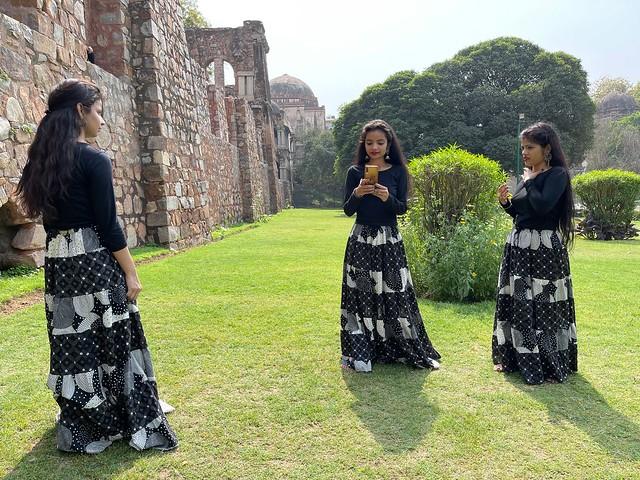 Mission Delhi - Kanchan Patwa, South Delhi Garden