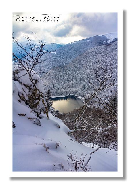 Lac du Schiessrothried - Hohneck - Haut Rhin