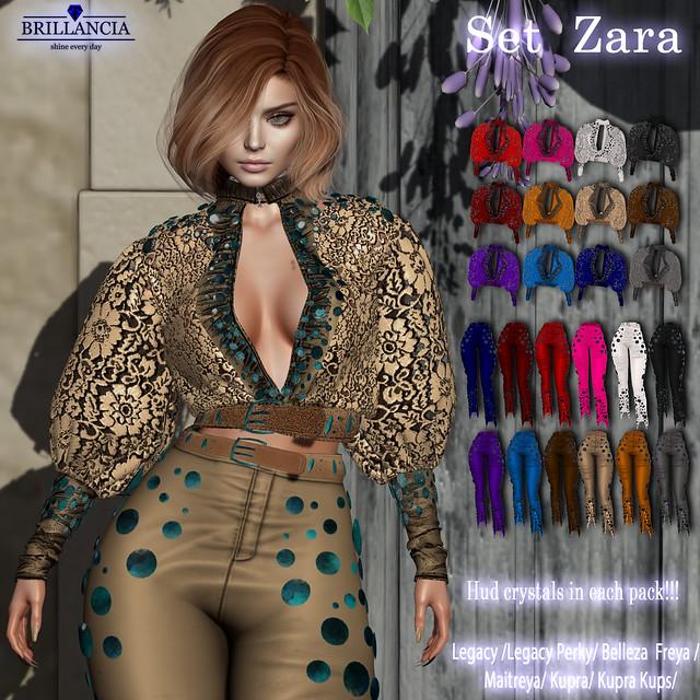 Zara Set @ Happy 99 Event