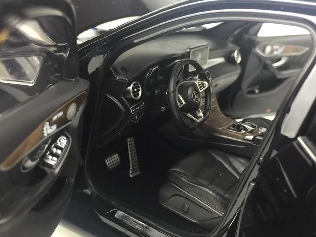 Mo hinh o to GLC Mercedes Benz 1 18 Norev xe hoi car (33)