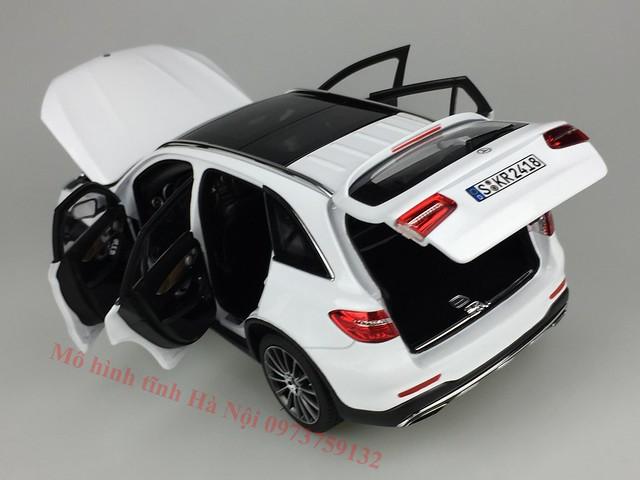 Mo hinh o to GLC Mercedes Benz 1 18 Norev xe hoi car (18)