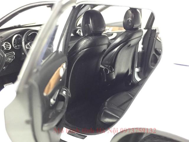 Mo hinh o to GLC Mercedes Benz 1 18 Norev xe hoi car (16)
