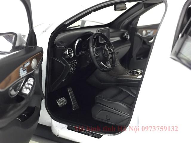 Mo hinh o to GLC Mercedes Benz 1 18 Norev xe hoi car (15)
