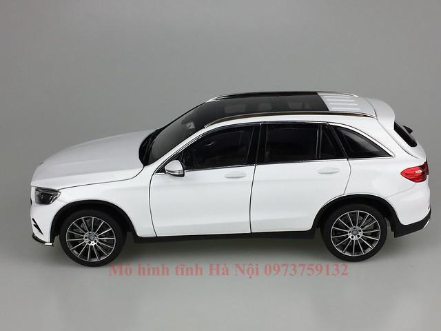 Mo hinh o to GLC Mercedes Benz 1 18 Norev xe hoi car