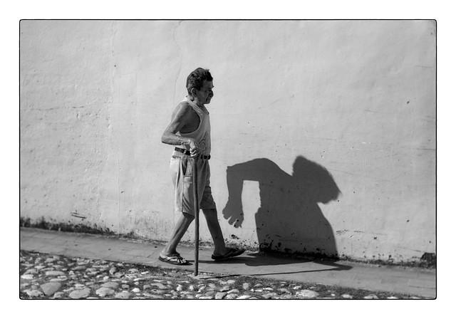 L'homme de Cuba et son ombre