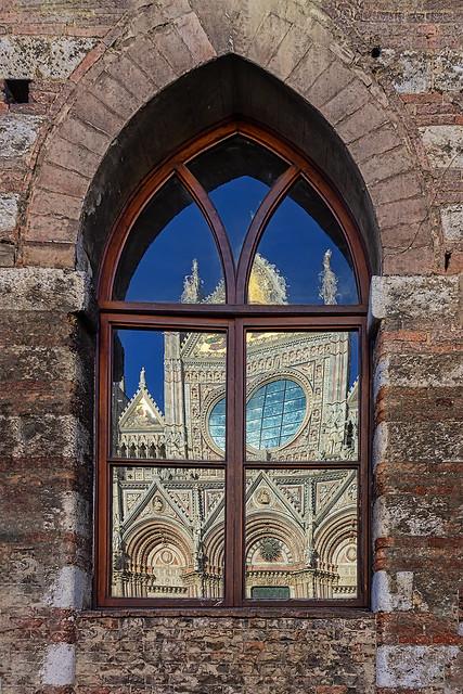 Riflesso senese - Senese reflection