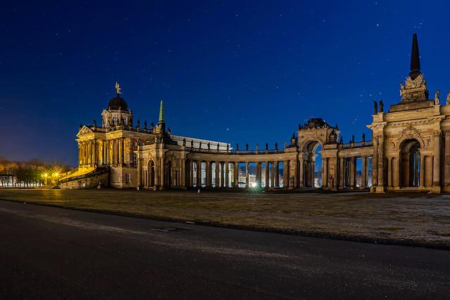 Kolonnade am Neuen Palais