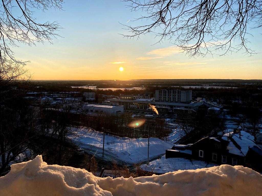 Снежные Владимир и Суздаль на длинные выходные из Петербурга