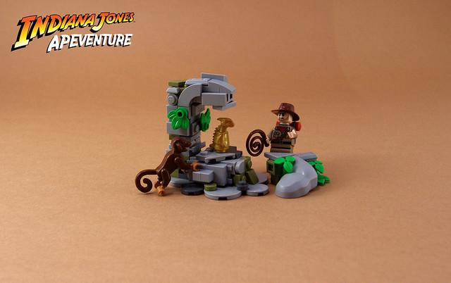 Indiana Jones Apeventure
