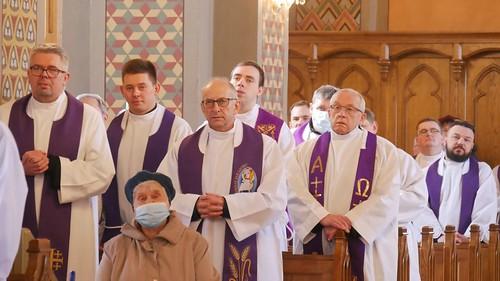 Modlitwa kapłanów - Ludźmierz