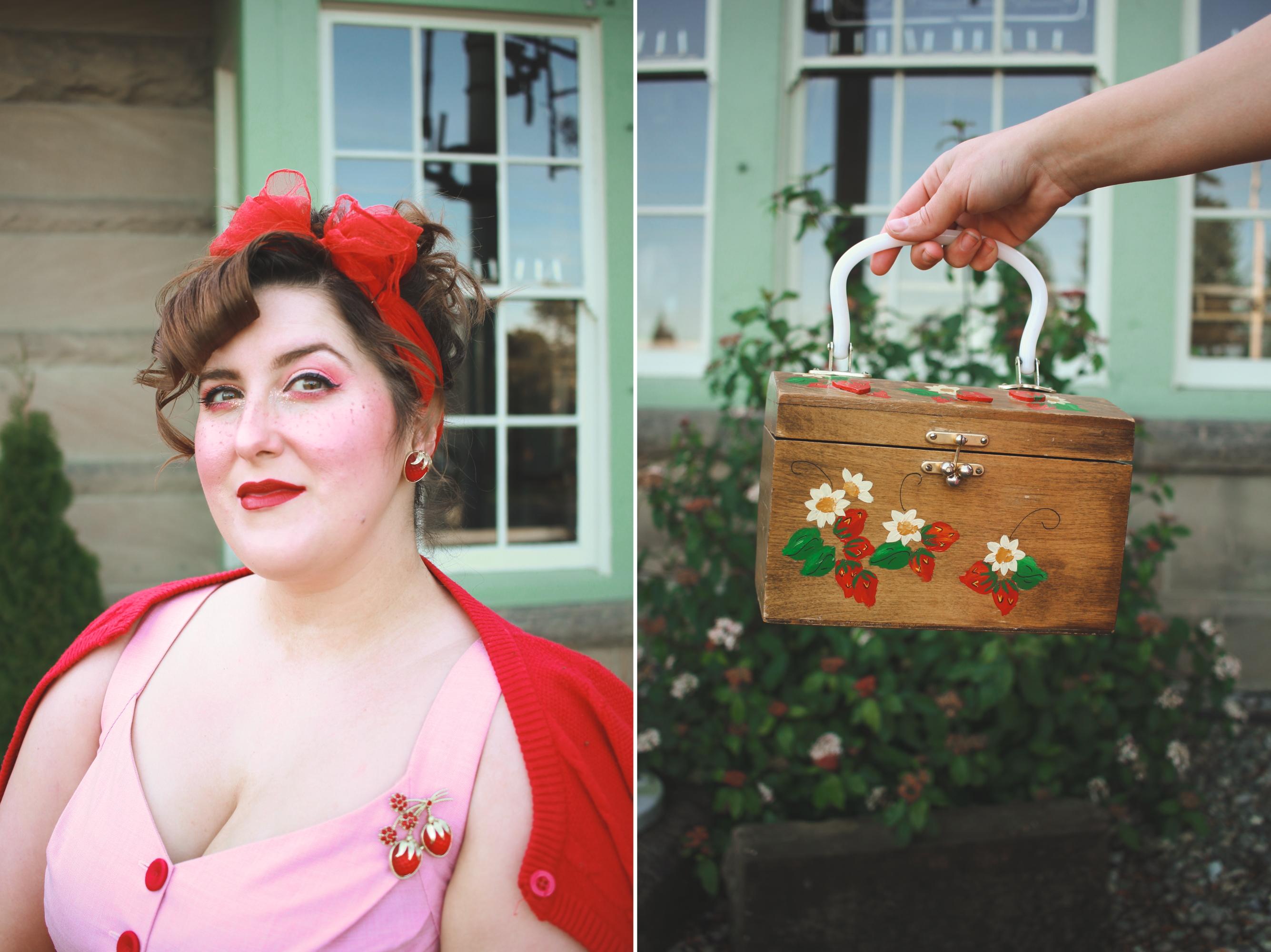 Miss Candyfloss Danielle-Rose dress