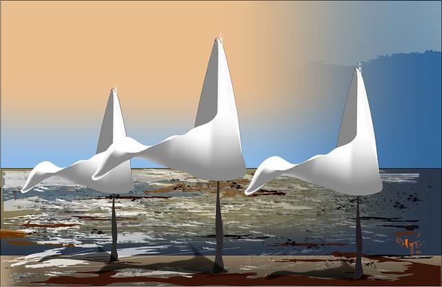 Viento del sur / South Wind