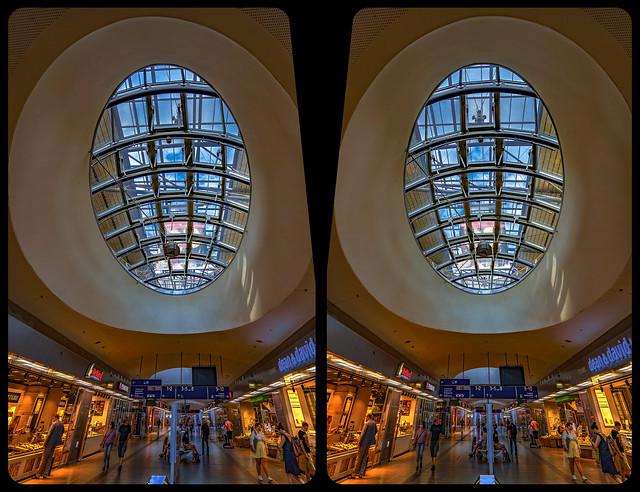 Bull's Eye 3-D / CrossView / Stereoscopy