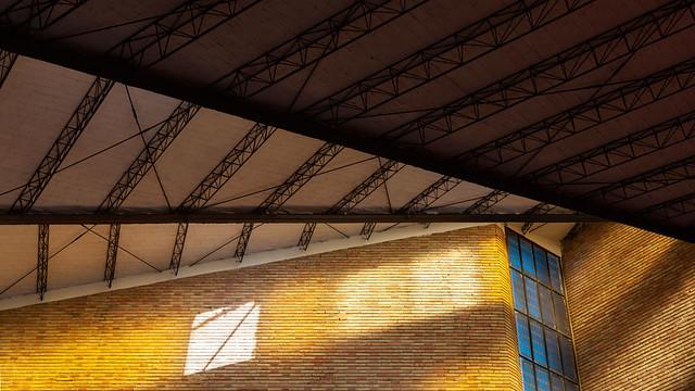 Miguel Fisac. Iglesia Nuestra Señora del Carmen #24