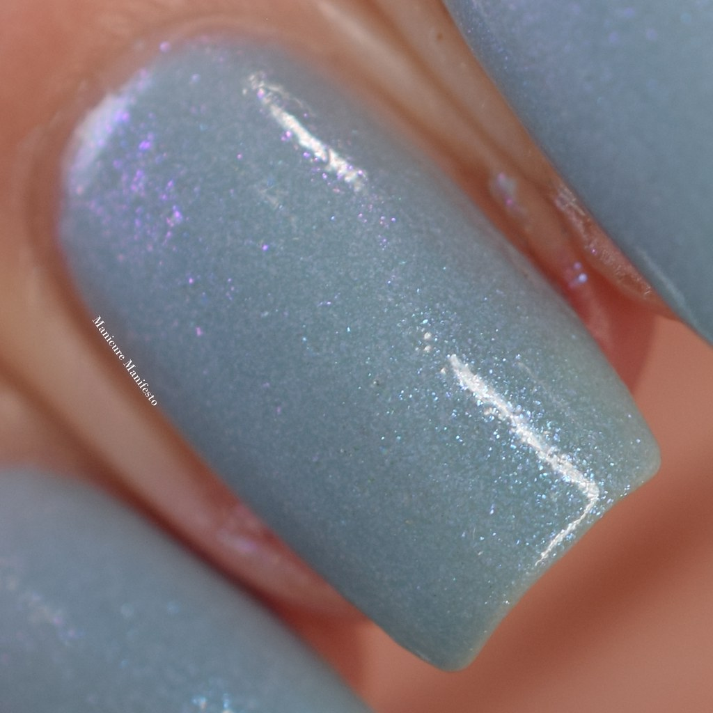 Blue Eyed Girl Lacquer Prototype DGYSF1 review