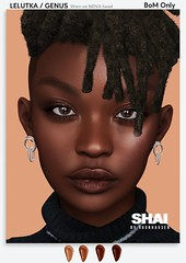 Shai [Lelutka] @Black Fair