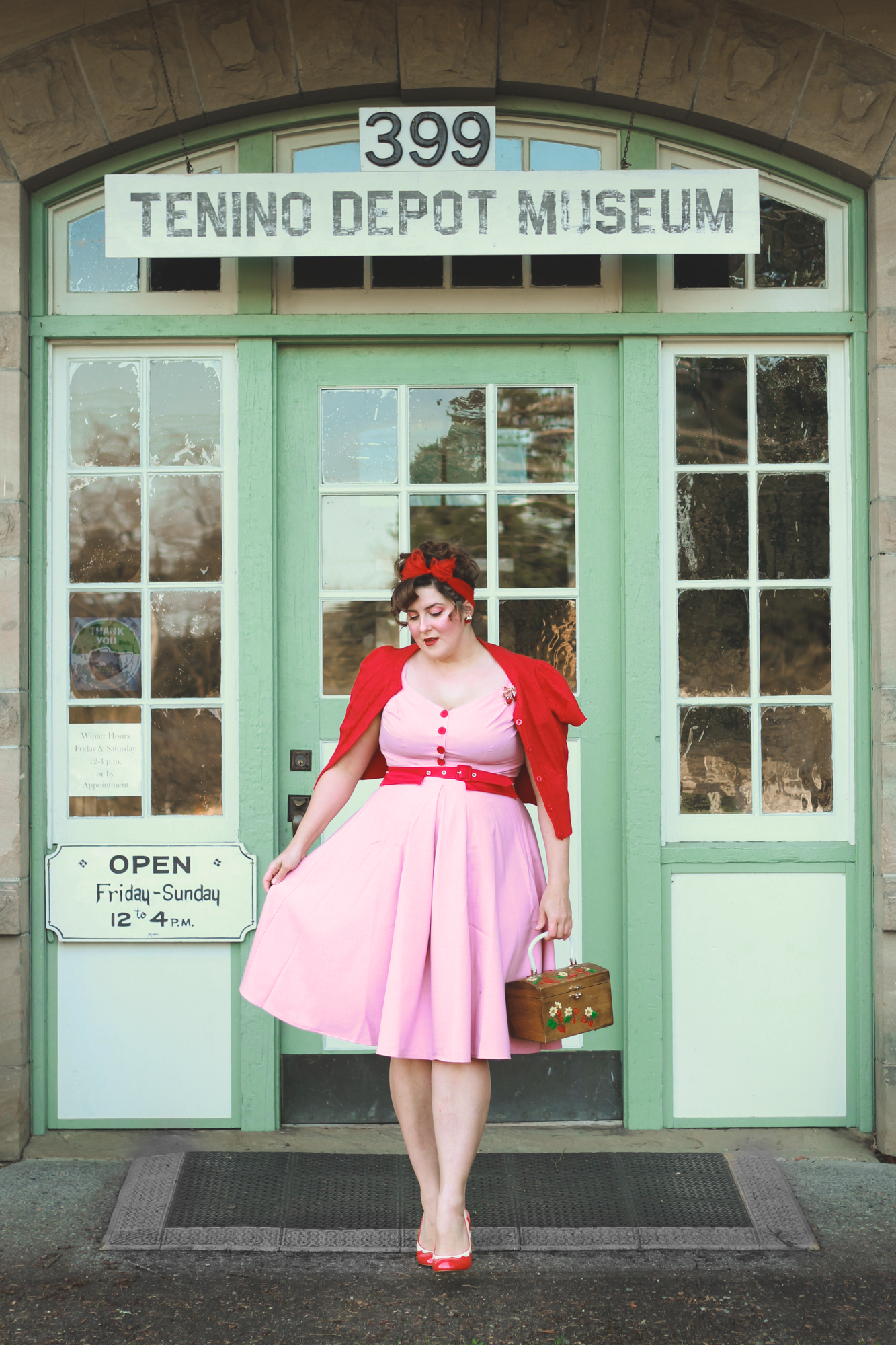 Miss Candyfloss Danielle-Rose dress