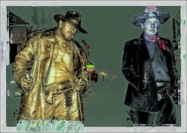 Bourbon Street Cowboys