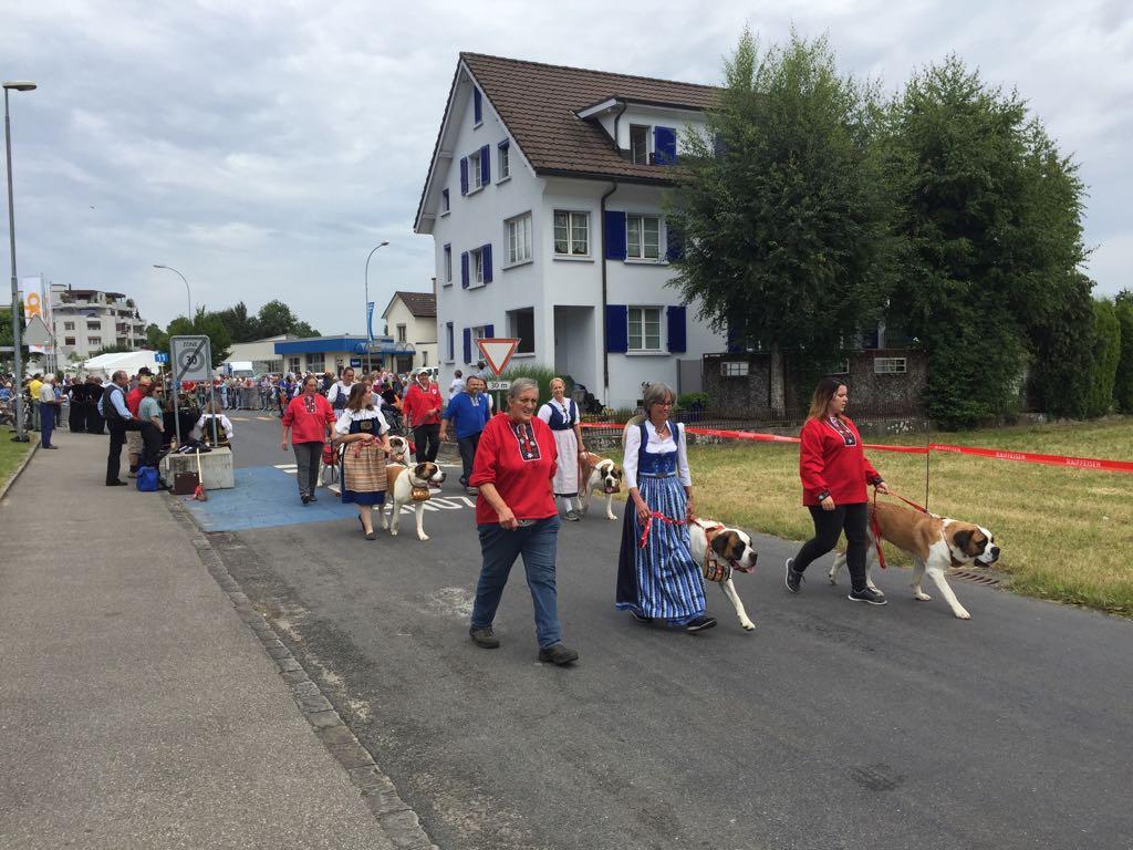 2018 Jodlerfest - Festival de yodel - Schötz