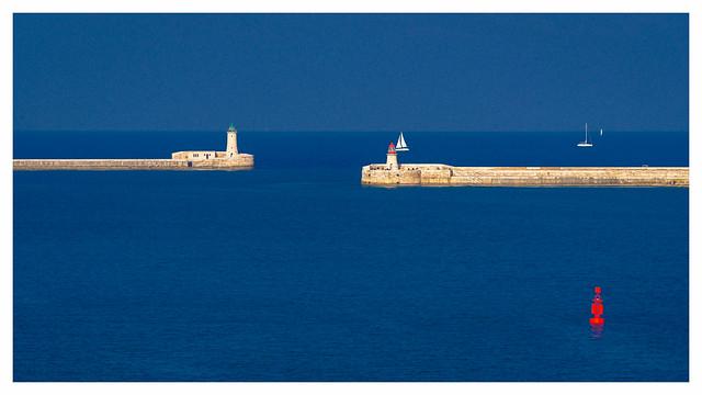 Blue - Lighthouse