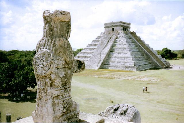 Chichén Itzá 1993