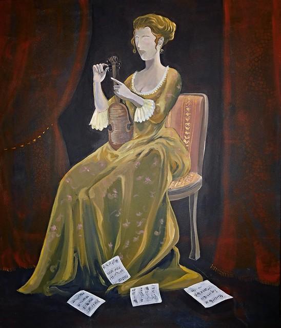 Nannerl Mozart (la musica perduta) - Nannerl Mozart (the lost music)