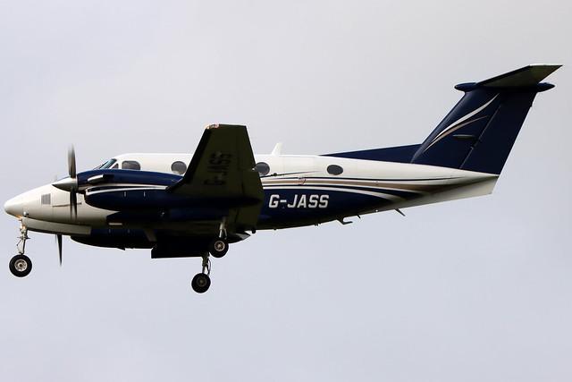 2Excel Aviation G-JASS BFS 15/02/21