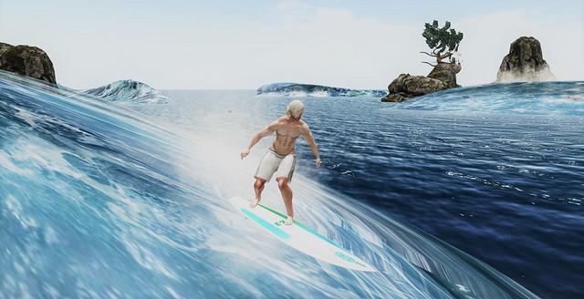 Surfing,