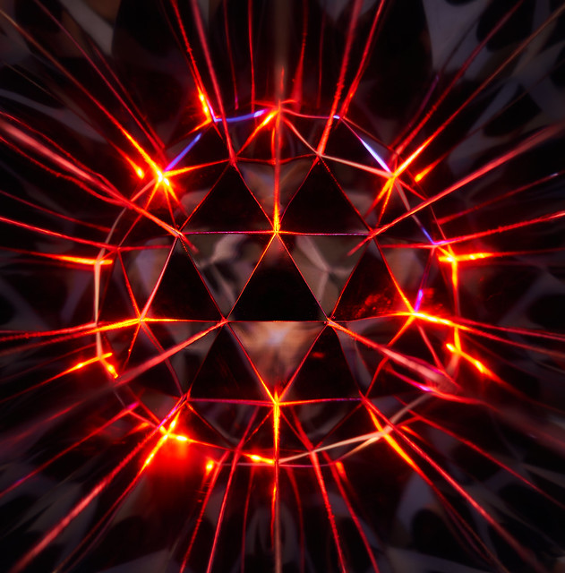 Kaleidoskop Lightpainting