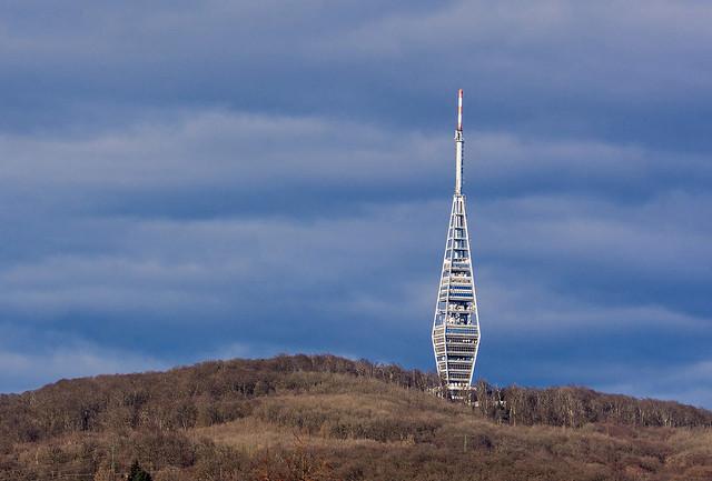 TV Tower | Kamzík | Bratislava | Slovakia