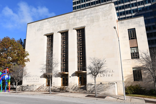 Old Austin Municipal Building (Travis County, Texas)