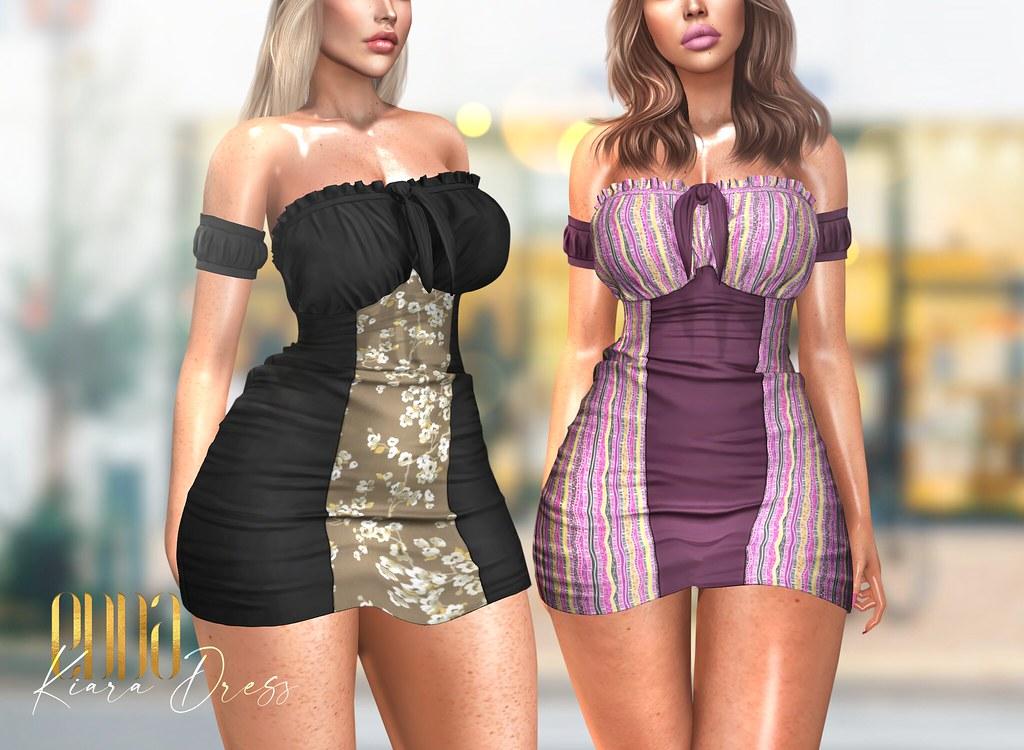 New Release@Kiara Dress