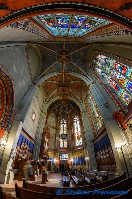 Genève, Chapelle des Macchabées