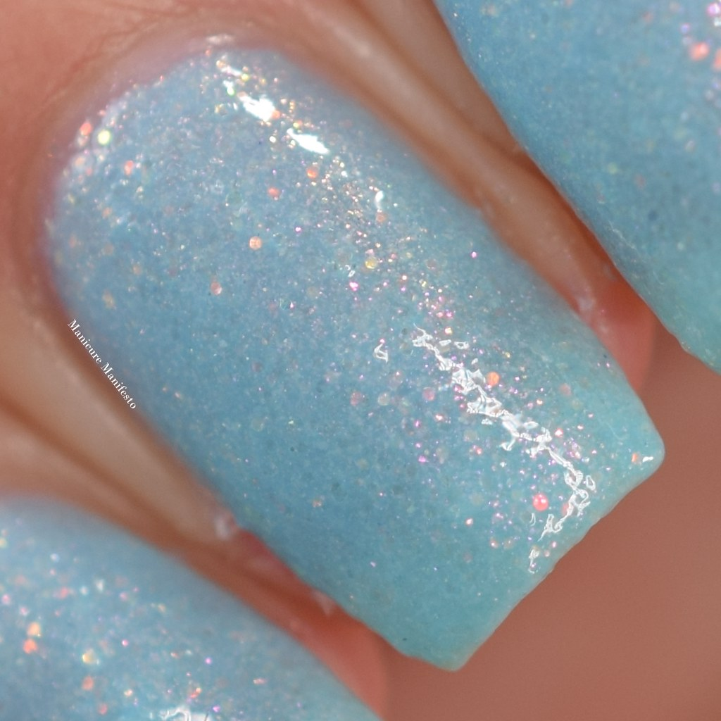 Blue Eyed Girl Lacquer Prototype BBuMG1 review
