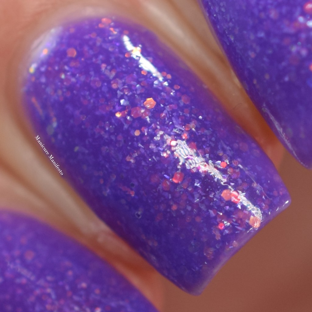 Blue Eyed Girl Lacquer My Precious review