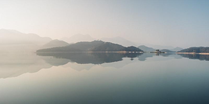 日月潭|Sun moon lake