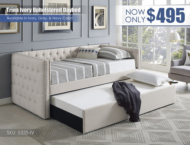 Trina Upholstered Ivory Daybed_5335IV-daybed-1_Updated