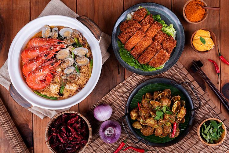 Authentic Malaysian Cuisine in Singapore