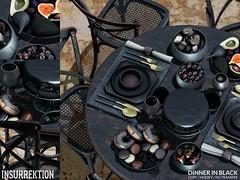 [IK] Dinner in Black AD
