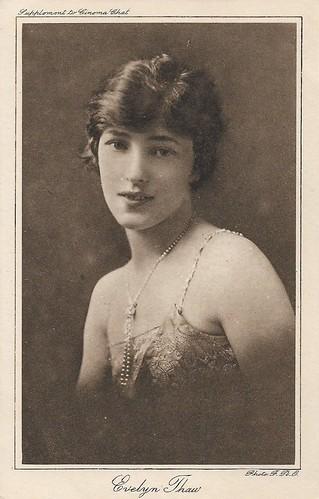 Evelyn Thaw (Evelyn Nesbit)