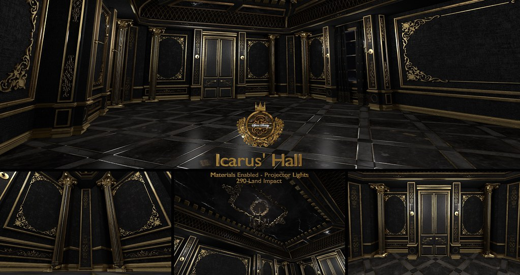 Spires Society – Icarus' Hall