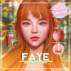 Faye Skin for Lelutka Evo X