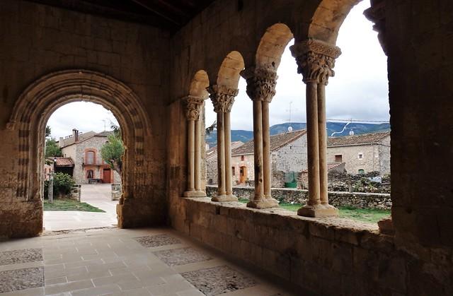 Sotosalbos, Iglesia románica de San Miguel - Segovia