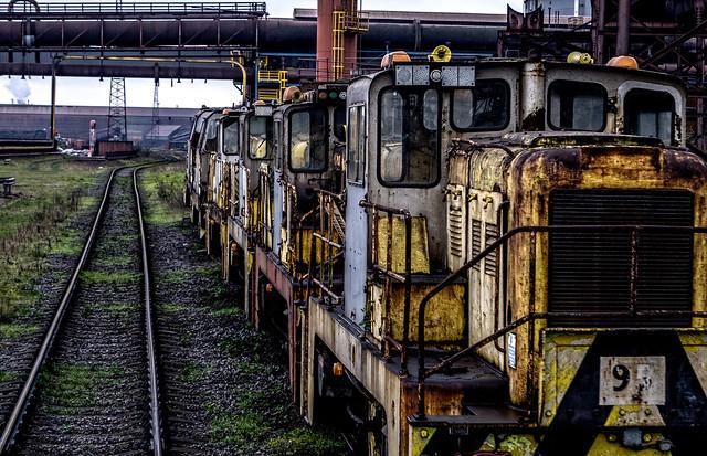Old industrials