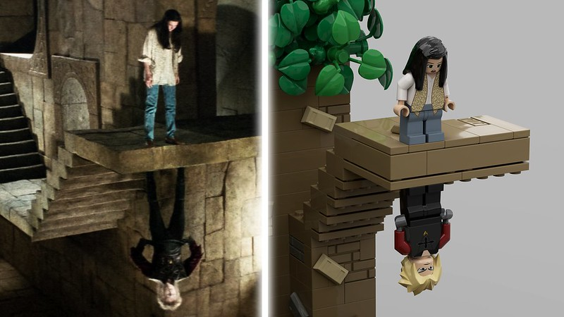Lego Labyrinth Vs Movie