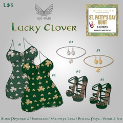 [Ari-Pari] Lucky Clover