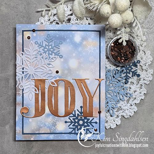 03.14.21 Snowy Joy