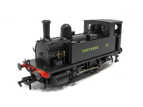 Dapol B4 tank locomotive